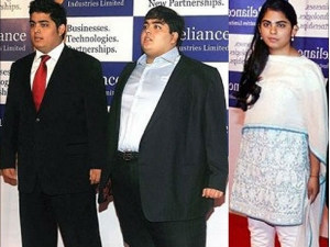 Mukesh Ambani S Twin Kids Isha Akash Made Directors