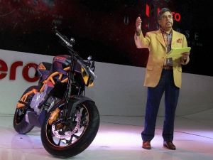 Hero Motocorp Sales Decline 8 75 October