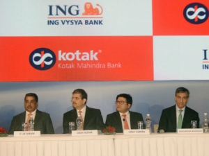 Kotak Mahindra Bank Acquired Ing Vysya Bank