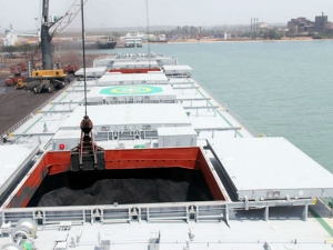 Lakh Tonnes Imported Coal Landed At Mundra Port Coal India