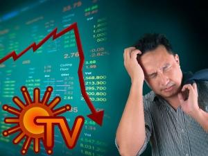 Sun Tv Shares Tottering After Cbi Action