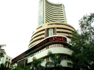 Sensex Falls 136 Points Early Trade On Profit Booking