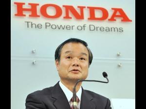 Honda Ceo Step Down Amid Air Bag Crisis Sales Drop