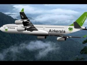 Air Kerala Take Off November