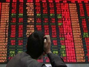 Crore Lost One Day Investors Are Panic Market Fall