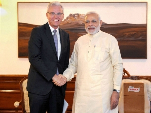 Airbus Defence Ceo Bernhard Gerwert Meets Pm Modi Expresses Interest In Make In India