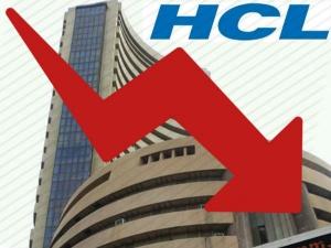 Hcl Tech Drops On Revenue Warning