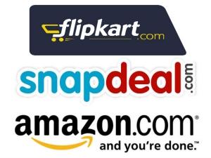 Flipkart Amazon Play It Safe Focus On Better Financials Instead Discounts