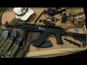 Russia S Ak 47 Maker Talks Jv India Manufacture Weapons