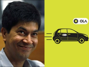 Ola Ropes Former Infosys Cfo Rajiv Bansal Head Finance
