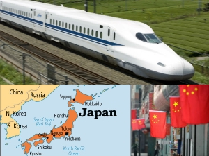 Japan Pips China Build India S First Bullet Train