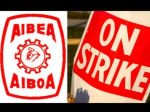 Aibea Calls Nation Wide Bank Strike On January