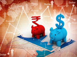 Indian Rupee Hits 2 5 Year High Against Us Dollar
