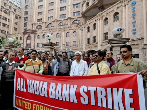 India Bank Employees Association Calls One Day Strike On Jan