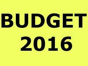 Fm Jaitley Budget 2016 Built On 9 Pillars