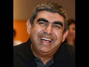 Infosys Ceo Sikka Rakes 11 Million Total Compensation