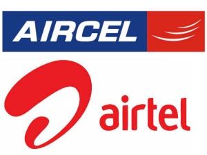 Bharti Airtel Buy Aircel S 4g Airwaves 8 Circles Rs 3 500 C