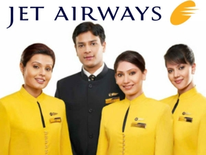 Jet Airways Offers 25 Lakh Seats Under 30 Discounts
