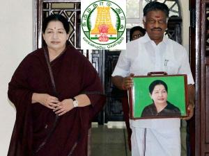 Finance Minister O Panneerselvam Presents Fy2016 17 Tamilnadu Budget