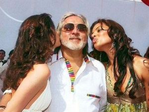 Bikni Boy Vijay Mallaya Arrested London Could Be Heading India Soon