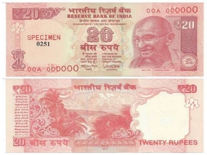 Rbi Shortly Issue Rs 20 Notes With Governor Urjit Patel S Si