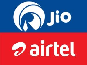 Jio Brings Tariff War Airtel Brings Data Speed War