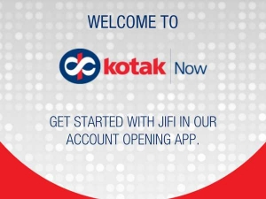 Kotak Mahindra Bank Launches Open Bank Account Via Mobile