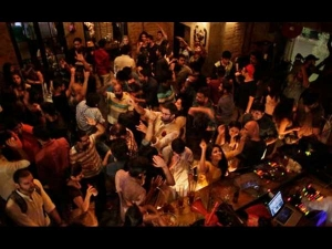 Offices Day Dance Clubs Night Welcome New Workplaces