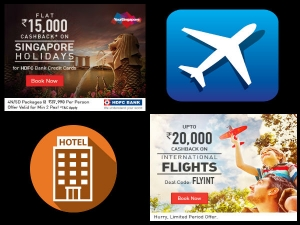 Diwali 50 Cashback On Flights Hotels