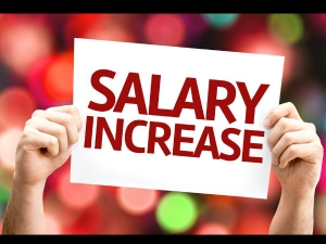 India See 10 Per Cent Salary Increase