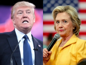 Who Wants Win Hillary Clinton Or Donald Trump