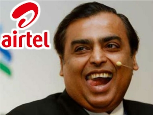 Bharti Airtel Reliance Jio Set Home Broadband War
