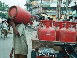 Lpg Cylinder Price Raised Twice Less Than 2 Weeks
