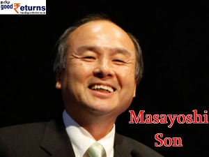 Masayoshi Son Lost 70 Billion Earned It Back