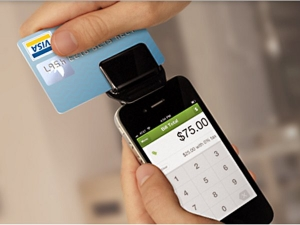 Smartphone As Pos Credit Debit Card