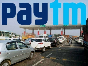 Paytm Partners With Nhai Digital Payments At Toll Plazas