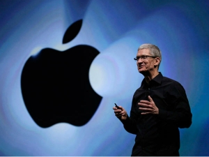 Apple Ceo Tim Cook Gets Salary Cut