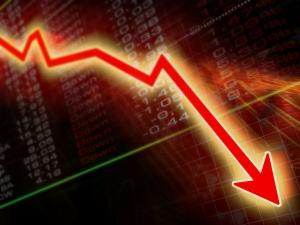 Sensex Plunges 194 Points As Caution Prevails Ahead Union Bu