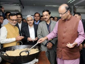 Printing Budget 2017 Documents Start Today With Halwa Cere