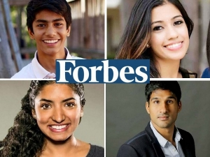 Year Old Indian Origin Entrepreneur Features Forbes List