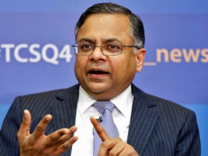 Tata Sons New Chairman N Chandrasekaran