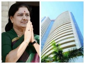 Sasikala Effect Tamilnadu Companies Stocks Are Down