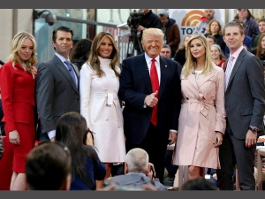 Guess How Much Does It Cost Protect Trump Family