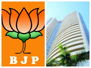 Markets May Stage Big Rally After Bjp S Big Win Up