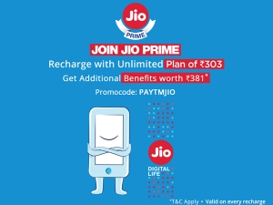 Enjoy Unstoppable Unlimited Reliance Jio Services Use Paytm Code Recharge Now For Rs