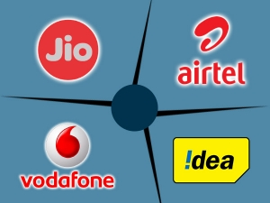 How Vodafone Airtel Idea Are Competing With Jio