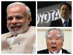 Why Toyota Suzuki Chiefs Meet Pm Narendra Modi