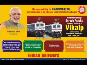 New Rail Reservation System Vikalp From April 10 Things Know