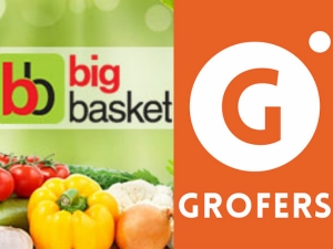 Bigbasket Grofers Start Merger Talks