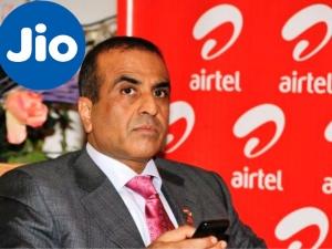 Airtel Posts Smallest Quarterly Profit Four Years Jio Effect